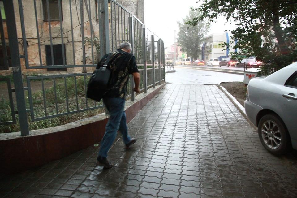 Прогноз погоды в Иркутске: 1 июля в городе ожидается небольшой дождь
