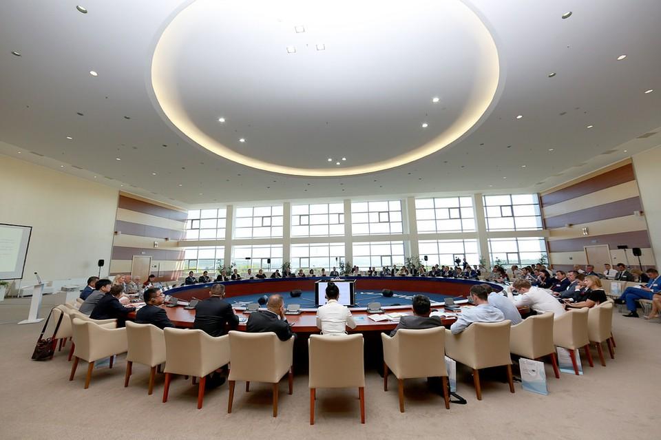 Фото: пресс-служба третьего Восточного нефтегазового форума