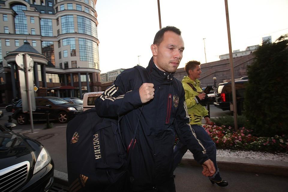Сергей Игнашевич был ветераном российской сборной