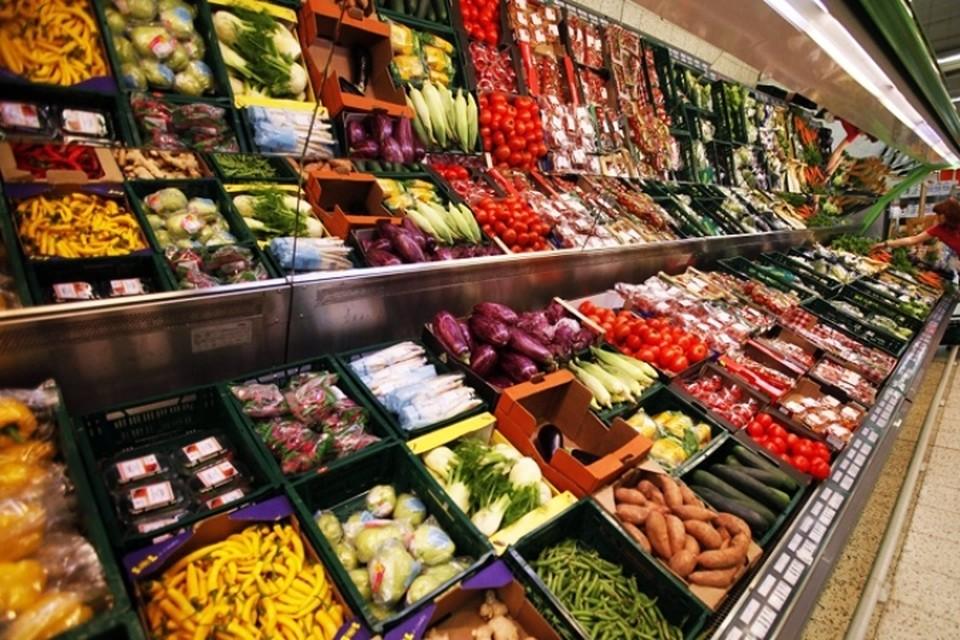 На Украине подорожали овощи и фрукты