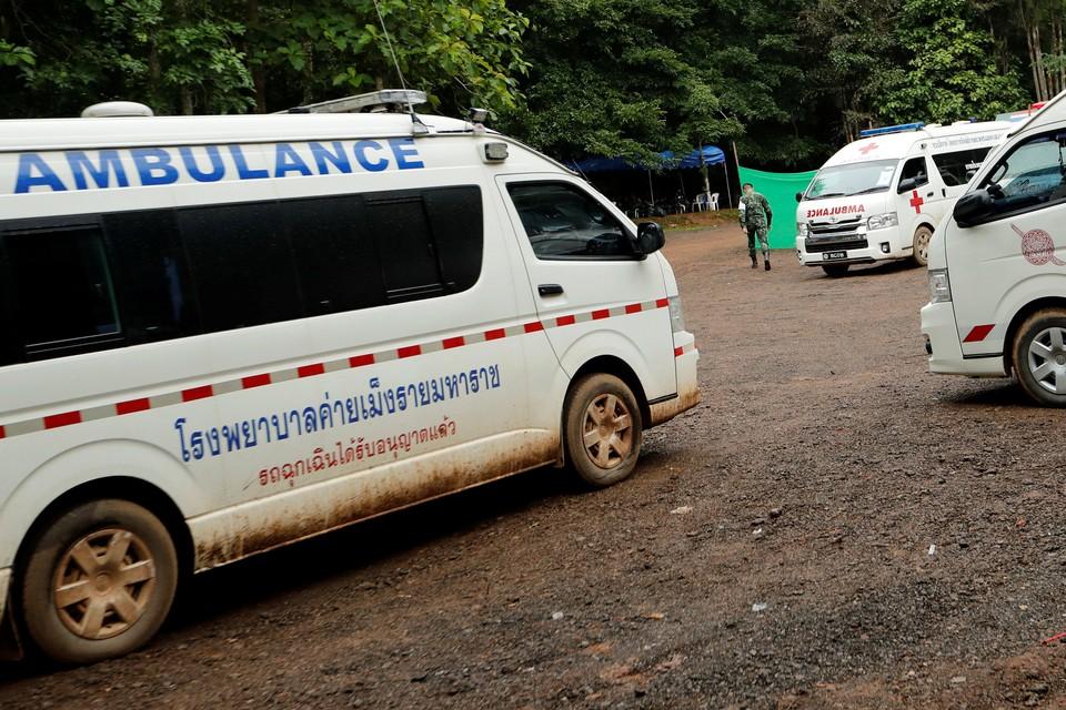 В Таиланде полным ходом идет подготовка к проведению спасательной операции