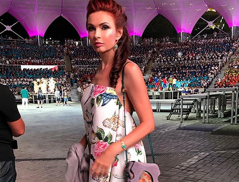 Эвелина бледанс после фото игры губка боб 23