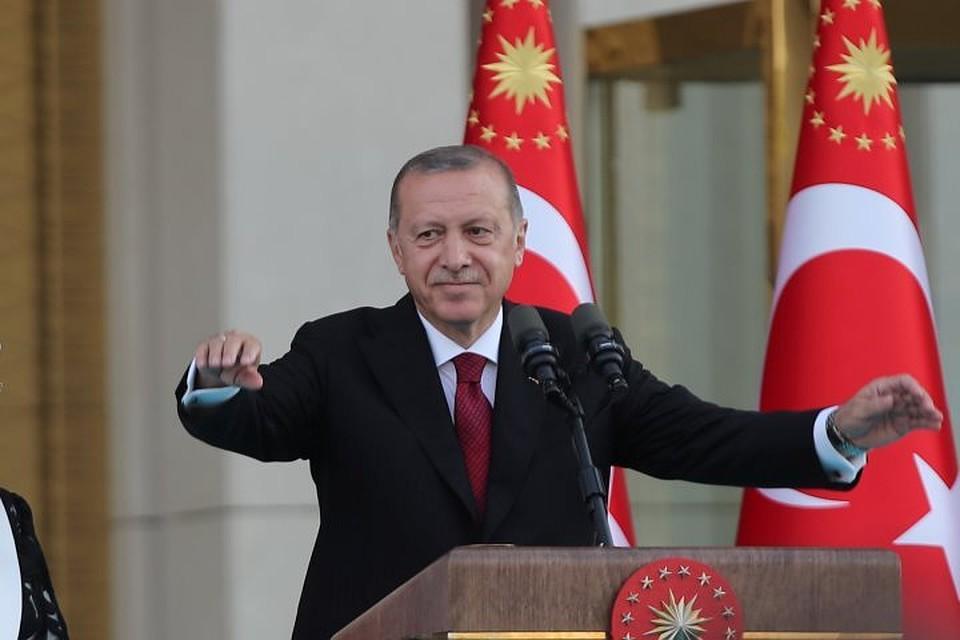 Эрдоган пообещал быть достойным лидером для всех жителей Турции