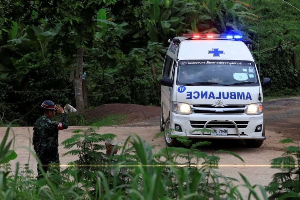 Врачи запретили спасенным школьникам покидать территорию больницы в ближайшее время