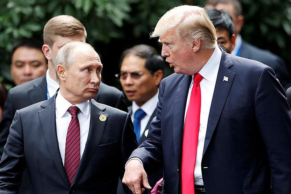 Трамп пояснив, чому погодився на зустріч з Путіним