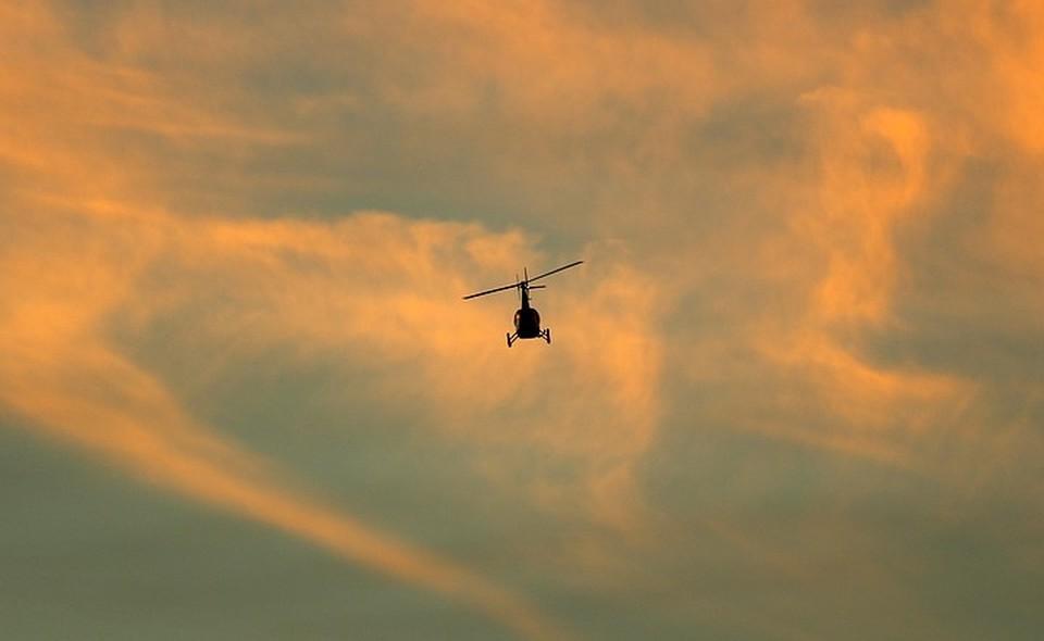 В Южной Корее разбился вертолет, 5 человек погибли