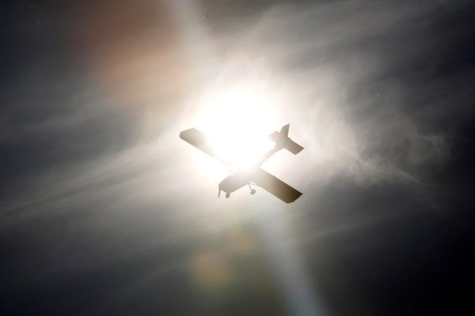Два легкомоторных самолета столкнулись в небе над Майами