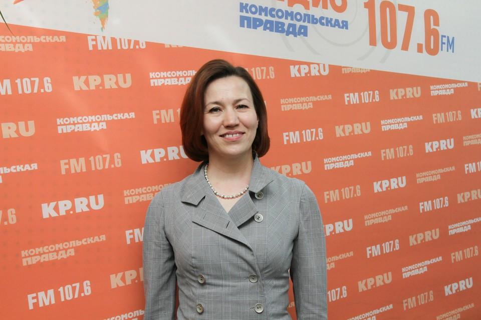 Римма Бякова, руководитель Регионального модельного центра дополнительного образования детей УР