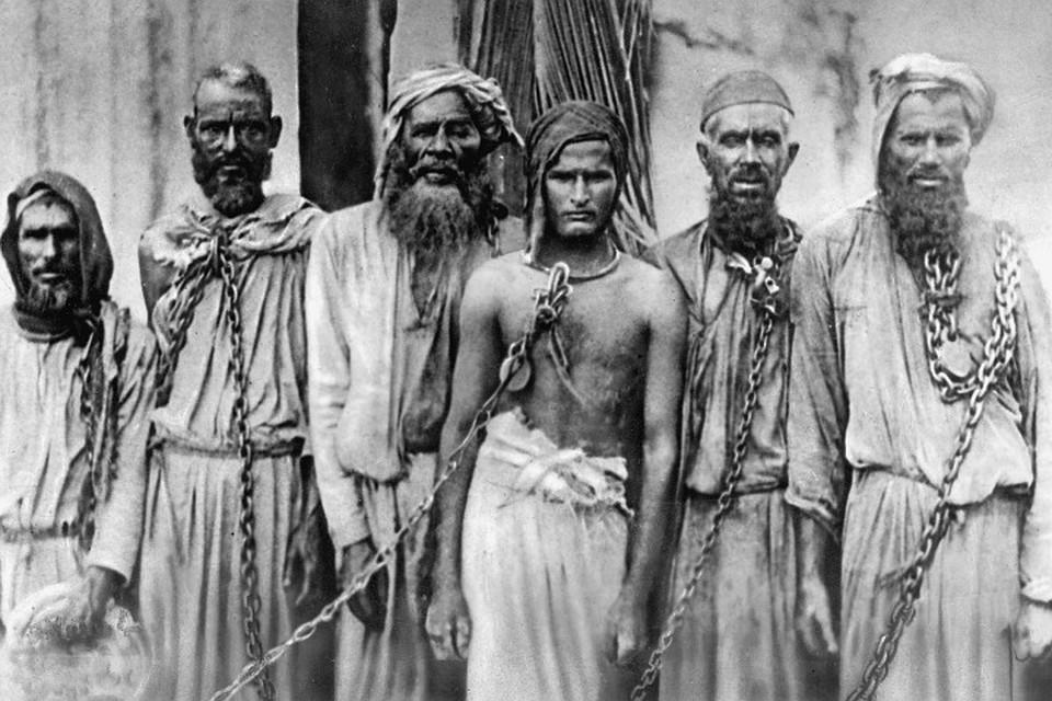 Рабство в Татарстане.