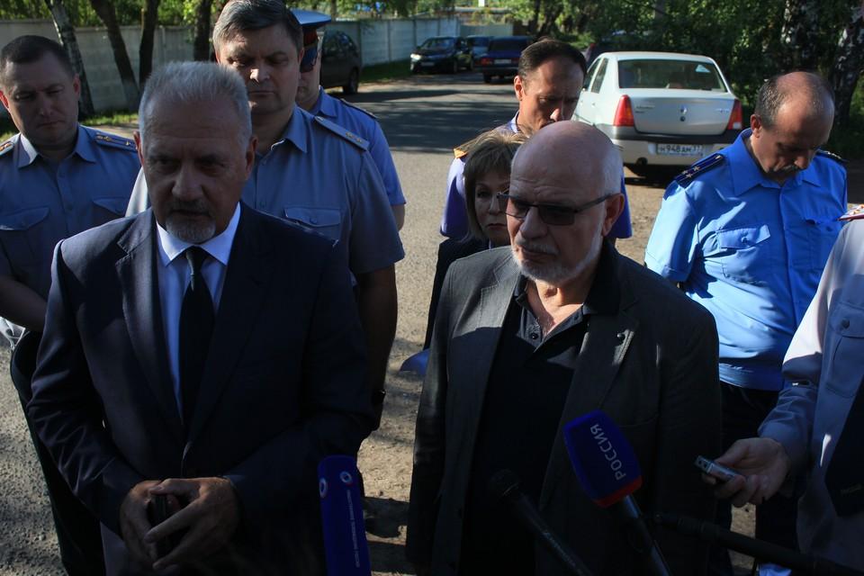 По словам председателя Совета по правам человека Михаила Федотова, сейчас очень важно адаптировать Макарова к жизни на воле.