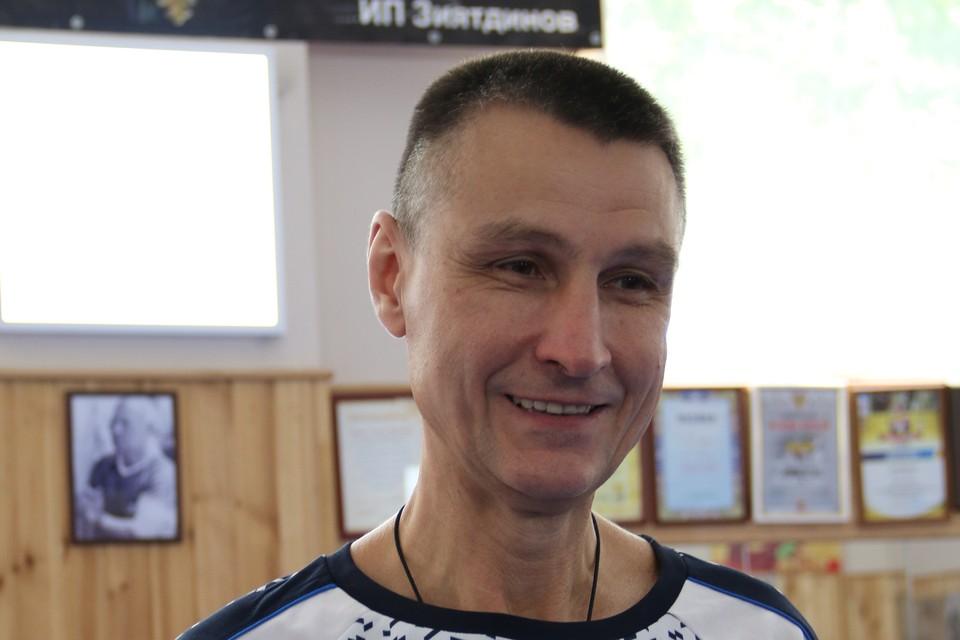 Сергей Лапин тренировал Александра Усика в течение девяти лет