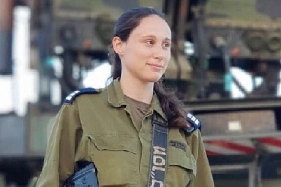 Капитан Ор Нааман. Фото: Минобороны Израиля