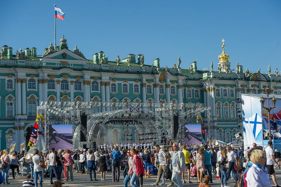 29 июля, в Санкт-Петербурге будут отмечать День ВМФ 2018: Программа, кто будет выступать.