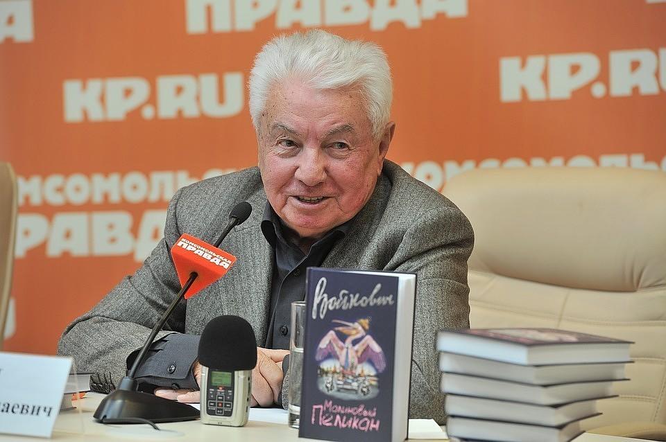 Умер поэт, драматург, сценарист, прозаик Владимир Войнович