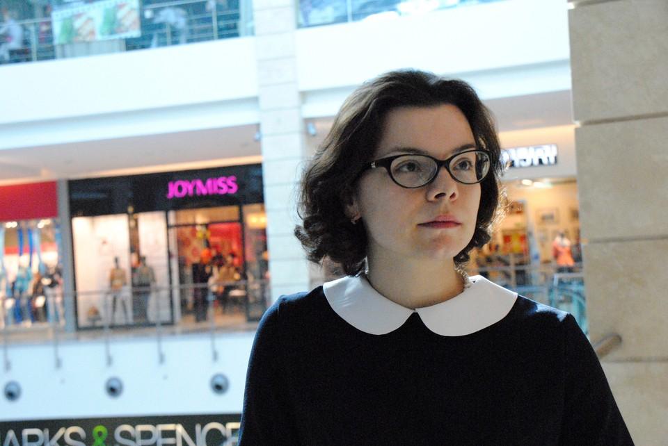 Татьяна Брухунова. Фото сделано в 2012 году