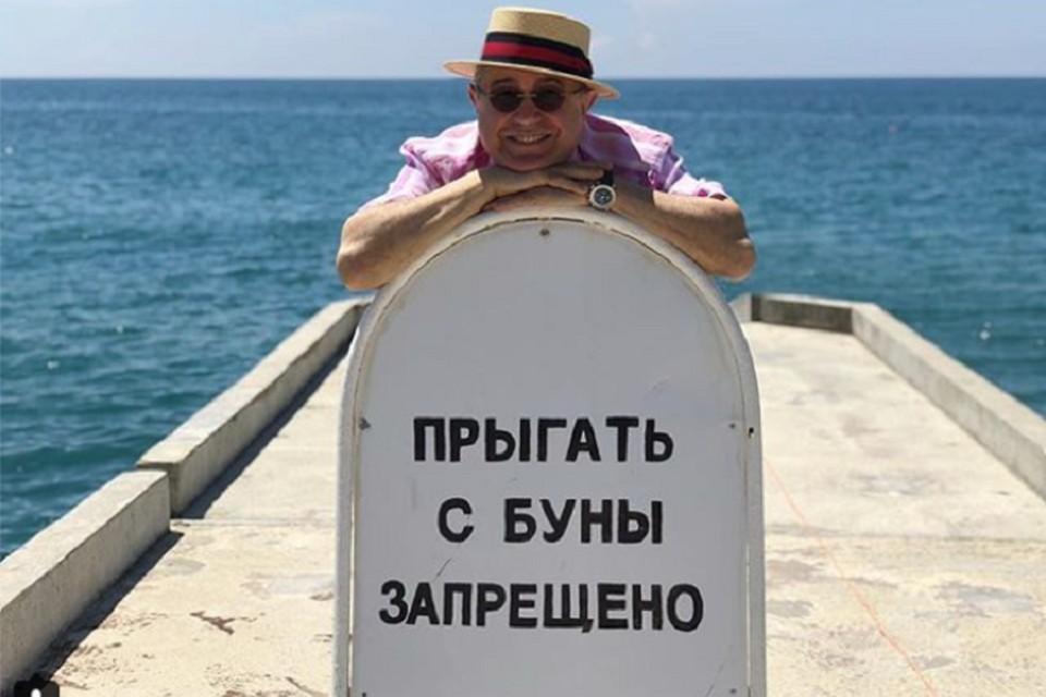 Евгений Петросян. Фото: Евгений Петросян/instagram