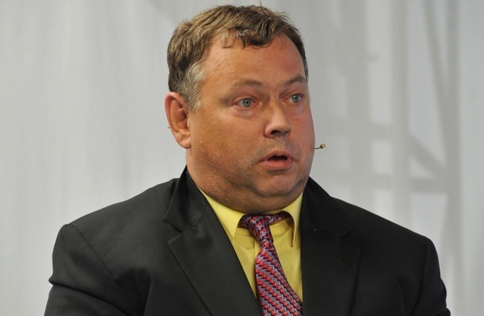 Директор департамента торговых переговоров Минэкономразвития России Максим Медведков