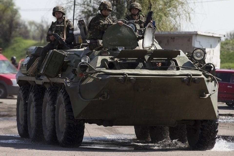 Украинский журналист высмеял'новинки военной техники