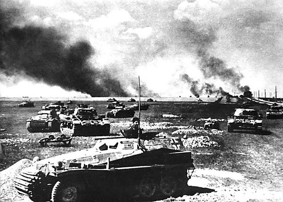 К 75-летию Курской битвы: «Я был ребёнком и помогал чинить танки, а потом пошёл в наступление»