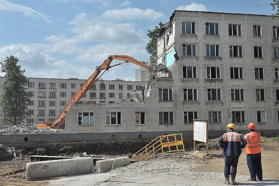Сергей Собянин подписал постановление, расширяющее список стартовых площадок для строительства новых домов по программе реновации.