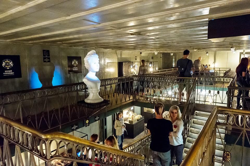 «Музей неПравды» – это попытка объединить мифы, легенды и какие-то альтернативные истории, которые конфликтуют с официальной наукой.