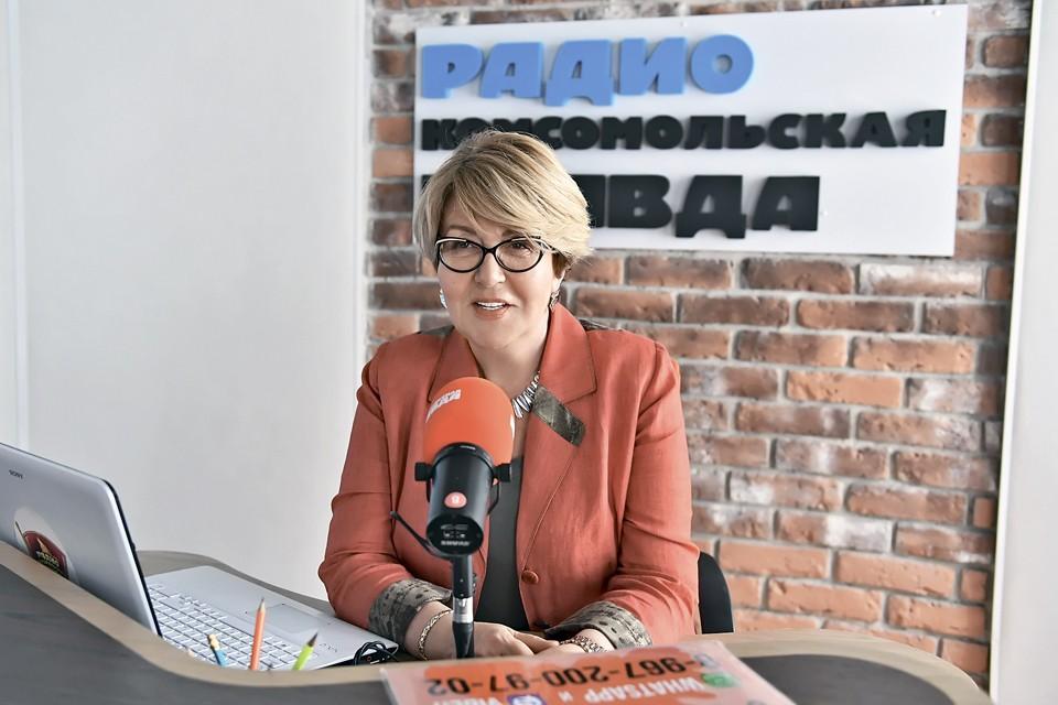 Глава Россотрудничества Элеонора Митрофанова.
