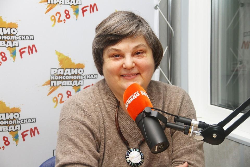 Директор Волго-Вятского филиала Государственного центра современного искусства в Нижнем Новгороде Анна Гор
