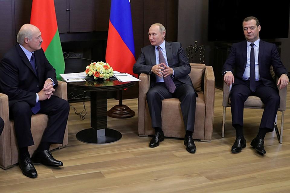 У двух стран накопились экономические споры, которые тоже были на повестке дня