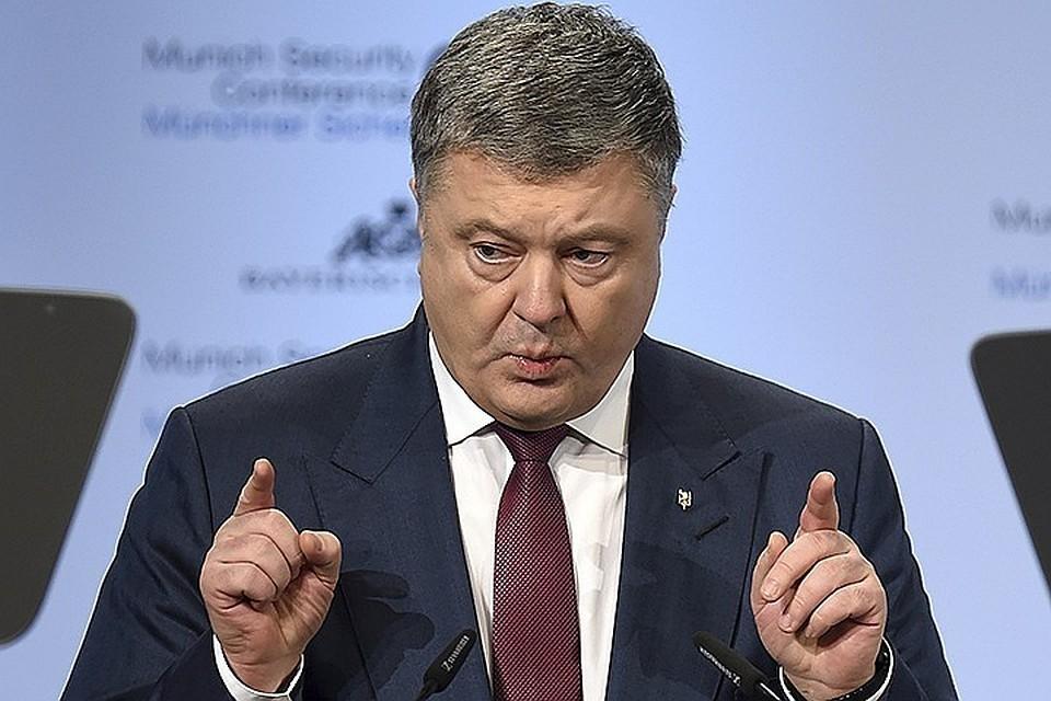 Порошенко: Украина рассчитывает приобрести американские системы ПВО