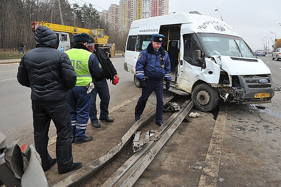 Пострадавшая рассказал о страшной аварии в Москве