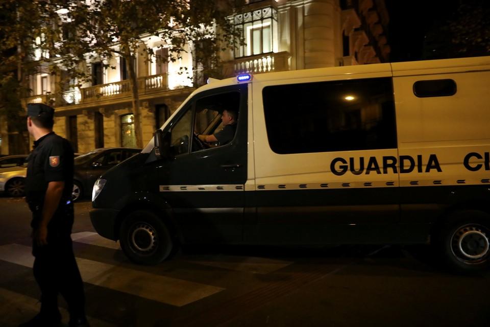 В 17 испанских тюрьмах действовала ячейка, вербовавшая террористов