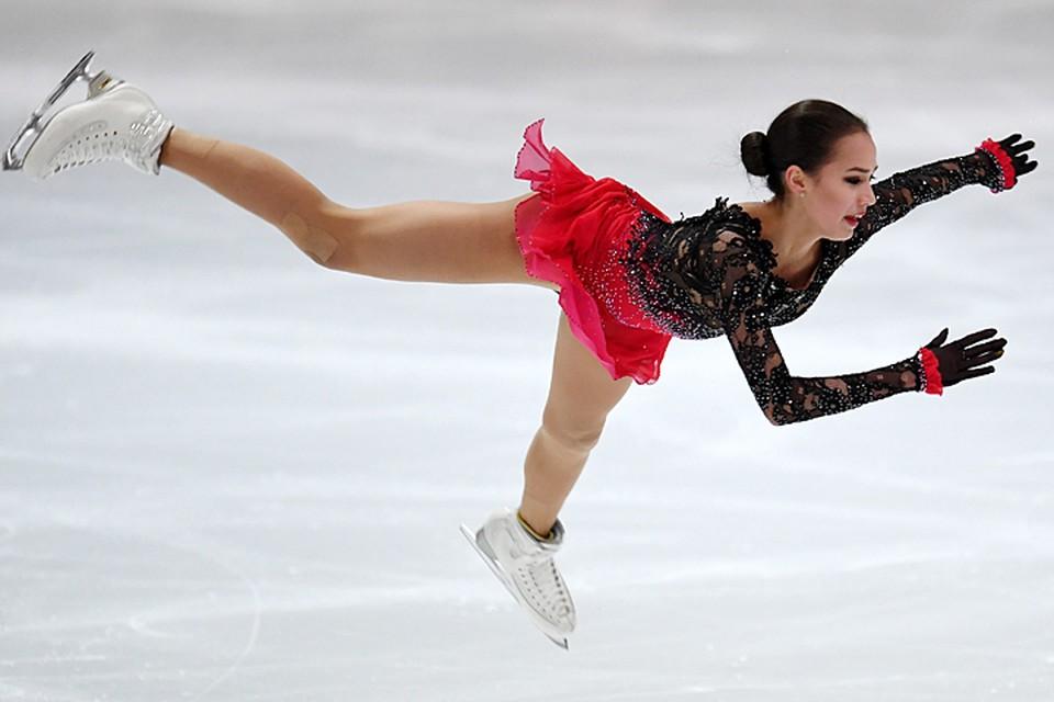 Алина Загитова продемонстрировала на турнире в Германии невероятный технический и художественный уровень