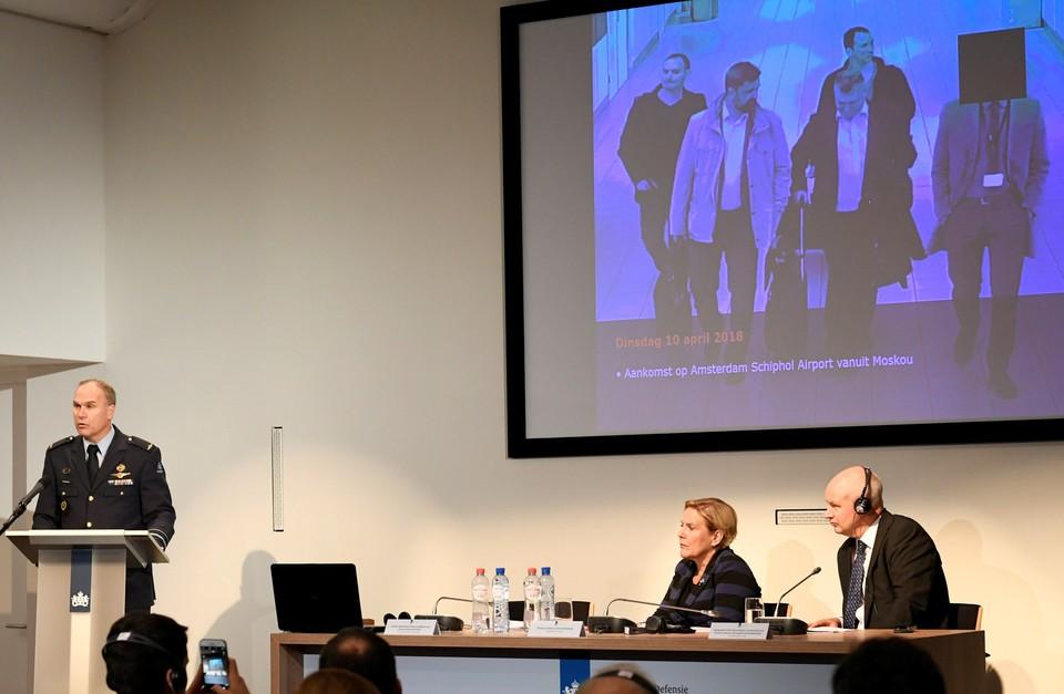В Нидерландах заявили о высылке россиян, подозреваемых в кибератаках