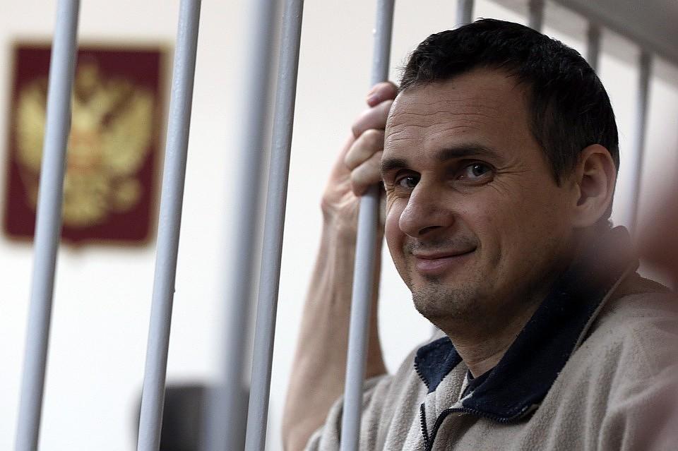 Олег Сенцов держал голодовку с мая Фото: Михаил Почуев/ТАСС