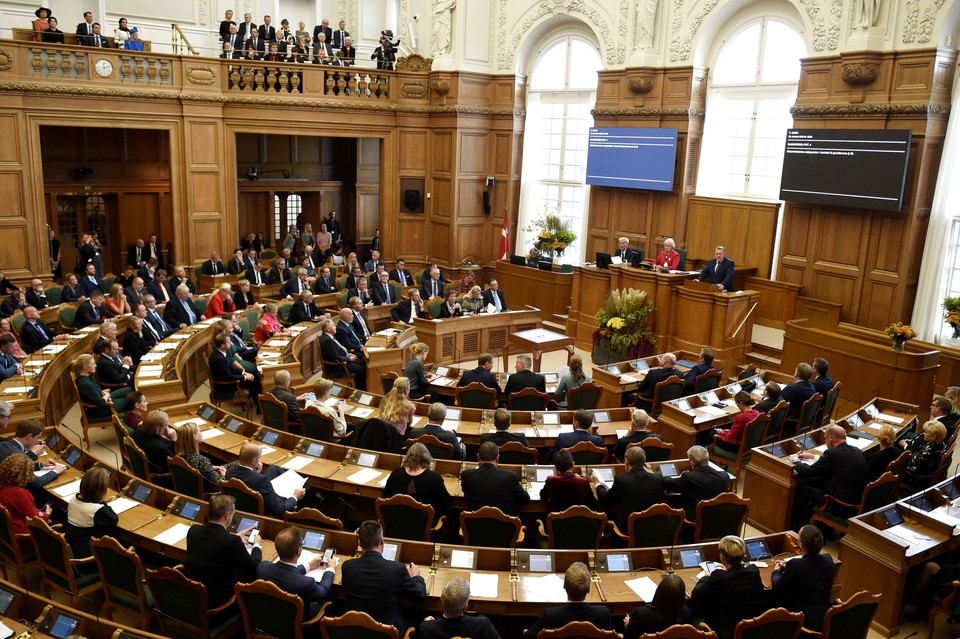 В парламенте Дании призвали атаковать Россию в киберпространстве