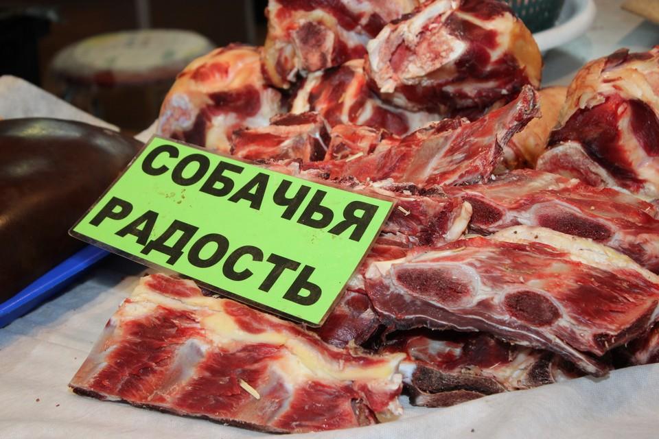 Мясо было обнаружено в ходе проверок Роспотребнадзора