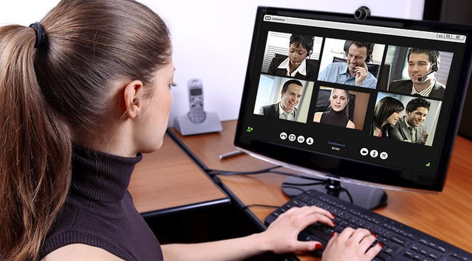 общение с девушками по скайпу в реальном времени - 1