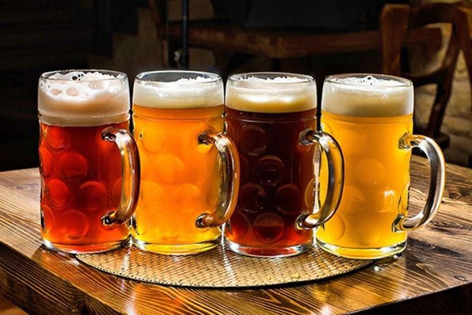 Безалкогольное пиво, сваренное из хмеля, может помочь лечить заболевания печени и ожирение