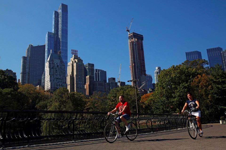 Нью-Йорк является крупнейшим городом США