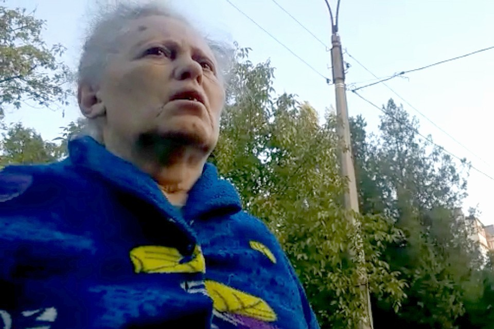 Таисия Рослякова - бабушка керченского стрелка