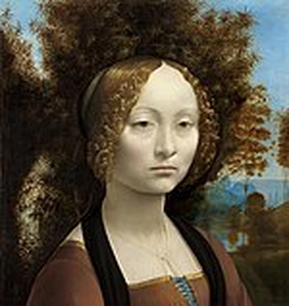 Портрет Джиневры де Бенчи
