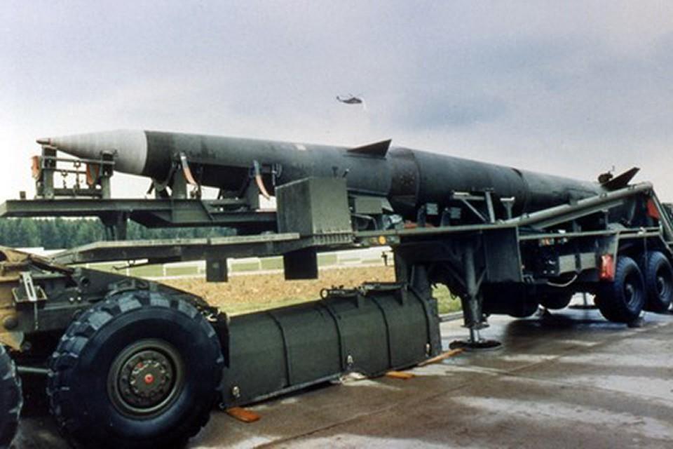 По договору американцы вывезли ракеты «Першинг-2» и крылатые ракеты наземного базирования из Европы в Северную Америку