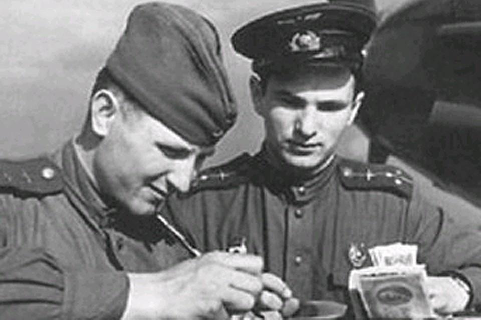 Два русских парня в военной форме — photo 11
