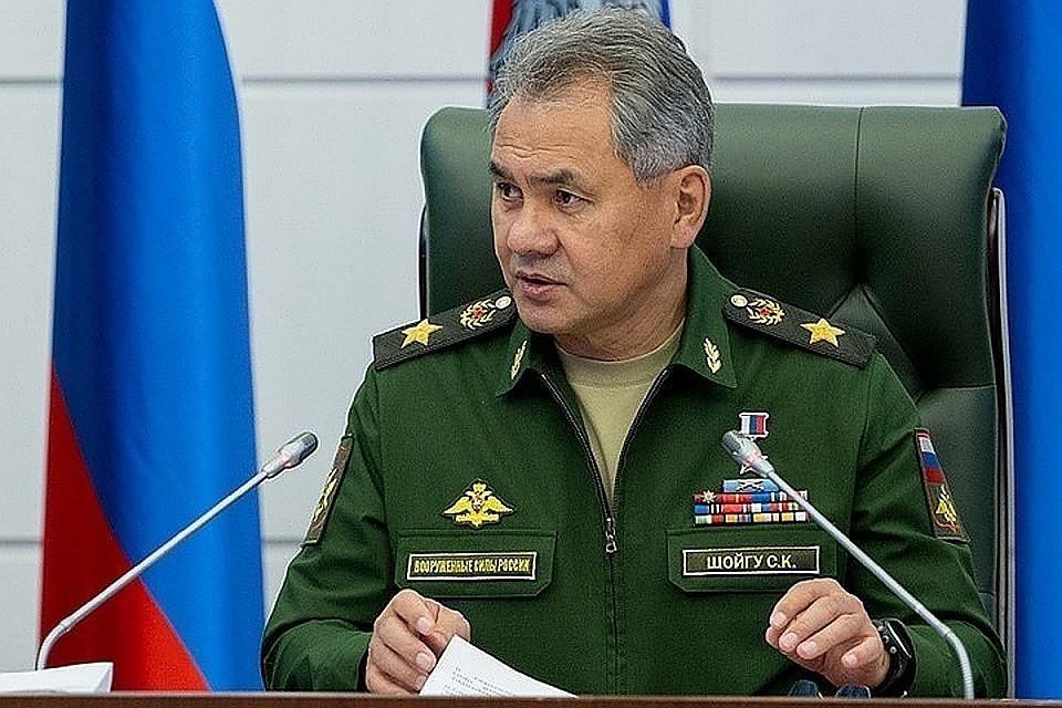 Шойгу: НАТО отрабатывает сценарии наступления у границ России