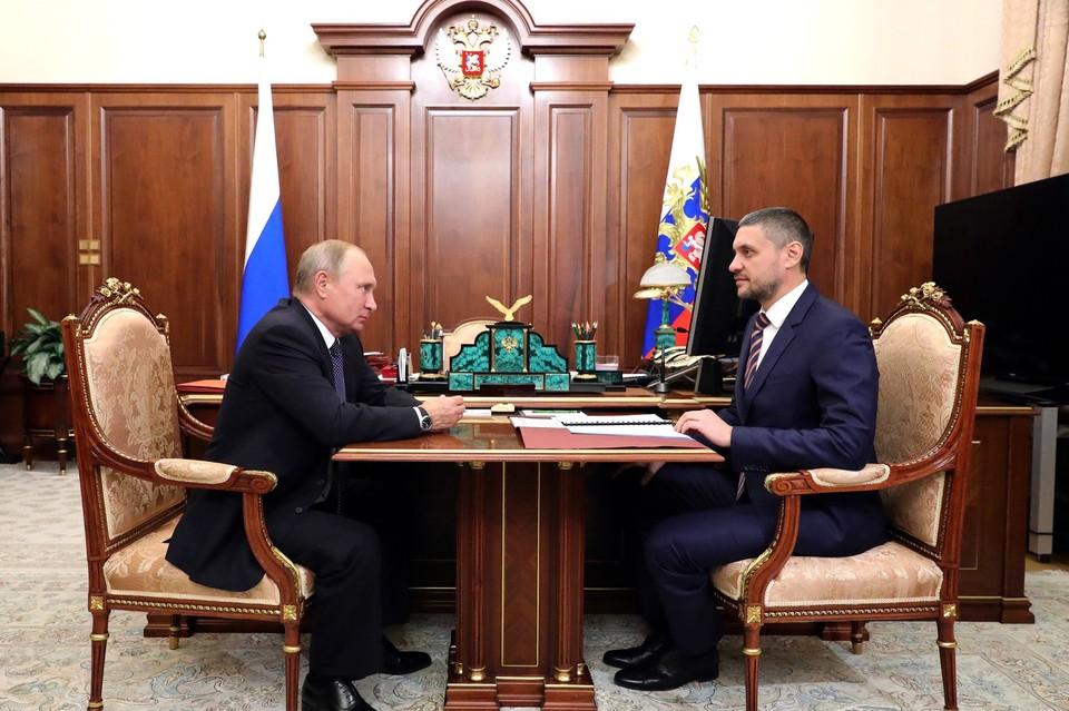 Александр Осипов назначен врио губернатора Забайкальского края