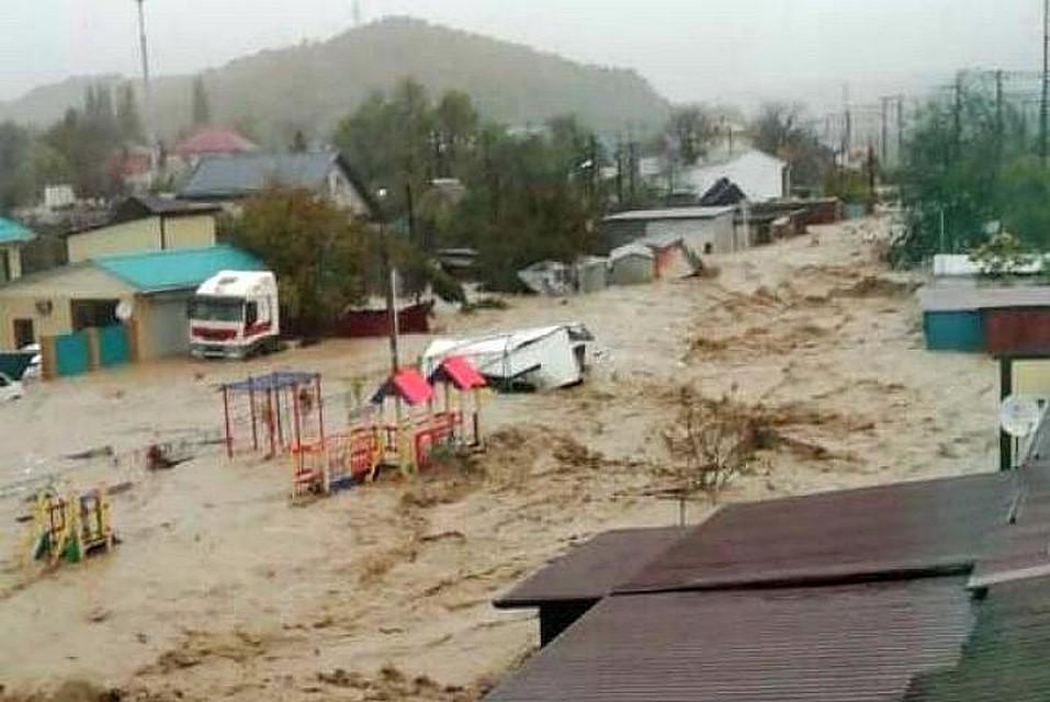 Стихийное бедствие наводнение реферат 2158