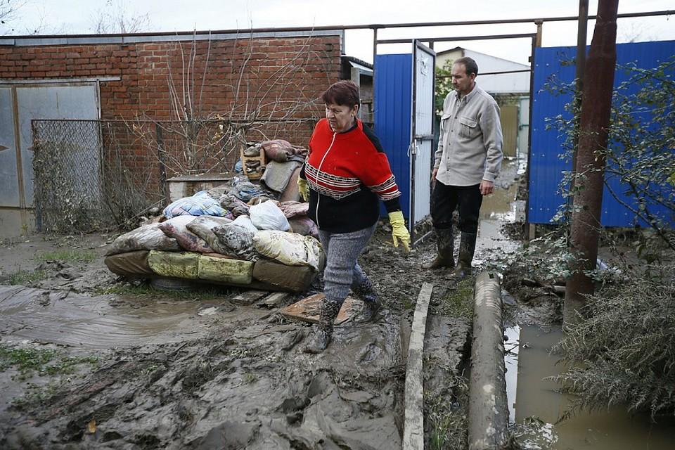 Краснодарский край приходит в себя после сильного наводнения. Фото: пресс-служба администрации Краснодарского края