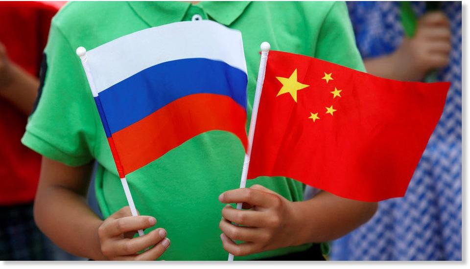 Китай и Россия начали сотрудничать в сфере телевидения