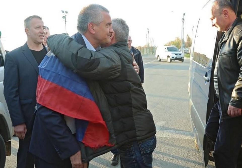 Фото: пресс-служба Сергея Аксенова