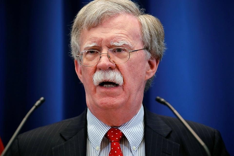 Советник президента США по национальной безопасности Джон Болтон